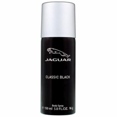 Jaguar Classic Black Body Spray 150ml
