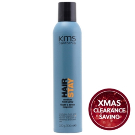 KMS California HairStay Medium Hold Spray 300ml