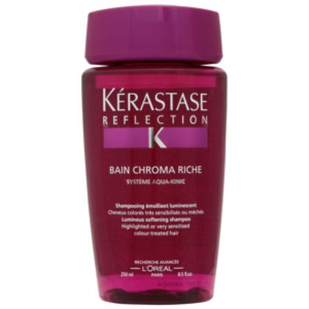 Kerastase Reflection Bain Chroma Riche Shampoo For Highlighted or Sensitised Coloured Hair 250ml