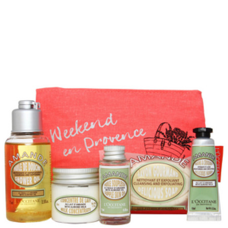 L'Occitane Almond Discovery Collection 2015