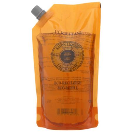 L'Occitane Shea Butter Verbena Liquid Soap Eco Refill 500ml