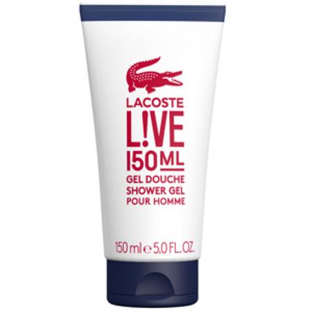 Lacoste Live Shower Gel 150ml