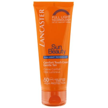 Lancaster Self Tan Comfort Touch Cream SPF50 75ml