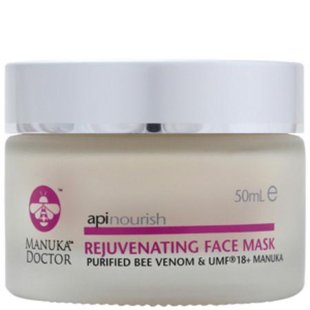 Manuka Doctor ApiNourish Rejuvenating Bee Venom Face Mask 50ml