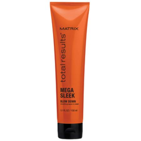 Matrix Total Results Mega Sleek Blow Down Leave-in Cream 150ml