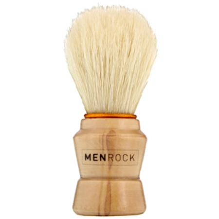 Men Rock For Shaving The Brush