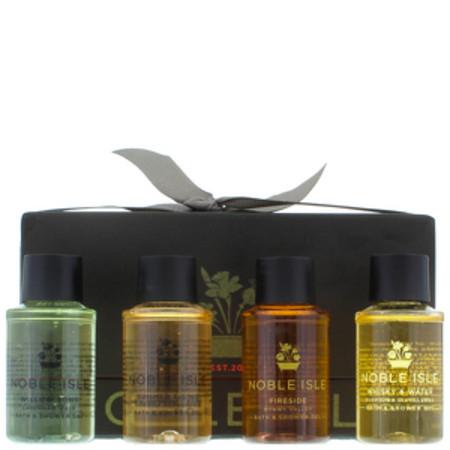 Noble Isle Gift Sets Fragranced Shower Gel Gift Set 4 x 30ml