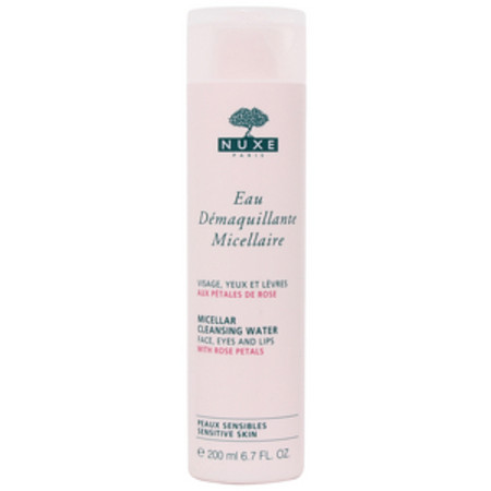Nuxe Sensitive Skin Micellar Cleansing Water With Rose Petals 200ml