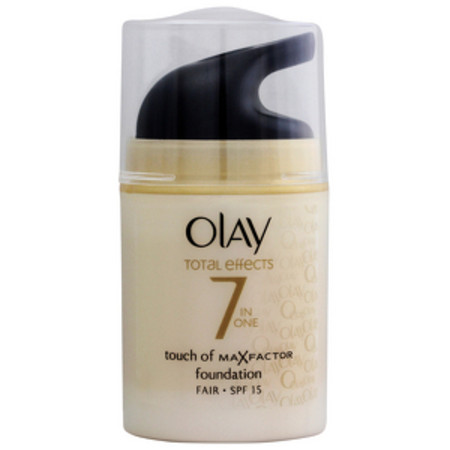Olay Total Effects 7 in 1 BB Cream Touch of Foundation Medium SPF15 50ml