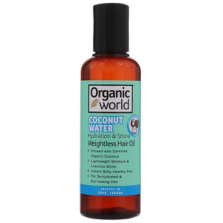 Organic World Coconut Water Hair Oil 100ml
