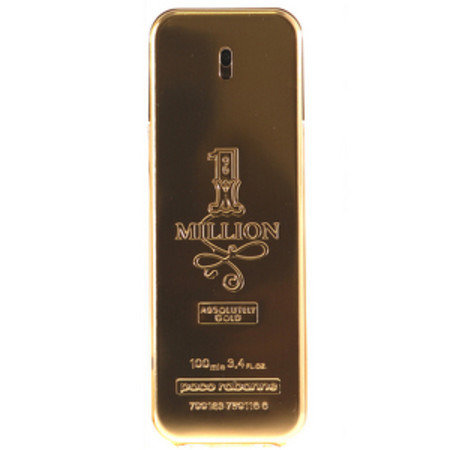 Paco Rabanne 1 Million Absolutely Gold Pure Perfume Spray 100ml
