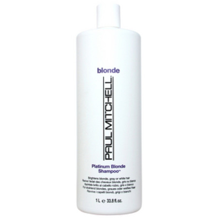 Paul Mitchell Blonde Platinum Blonde Shampoo Salon Size 1000ml