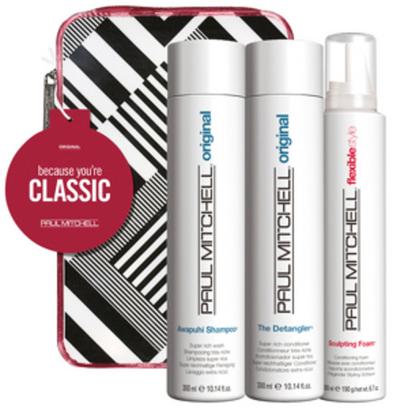Paul Mitchell Gifts and Sets Because You're Classic