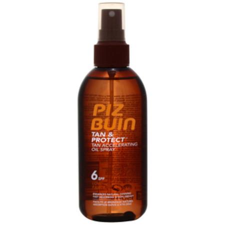 Piz Buin Tan and Protect Tan Accelerating Oil Spray SPF6 150ml