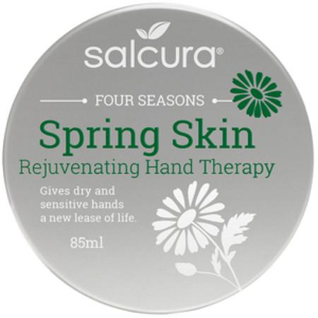 Salcura Four Seasons Spring Skin Rejuvenating Hand Cream 85ml