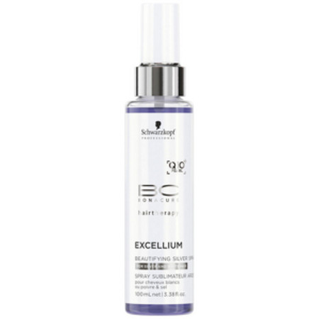 Schwarzkopf BC Bonacure Excellium Q10+ Beautifying Silver Spray 100ml