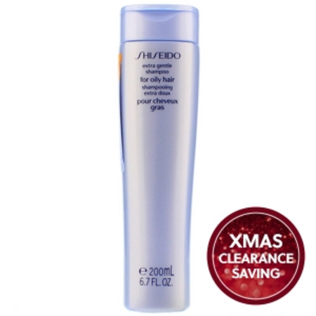 Shiseido Haircare Extra Gentle Shampoo for Oily Hair 200ml
