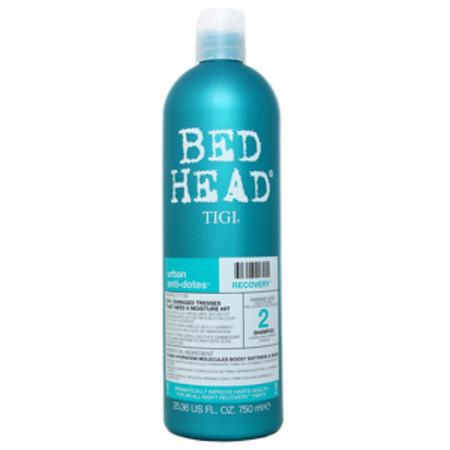 TIGI Bed Head Urban Antidotes Recovery Shampoo Salon Size 750ml
