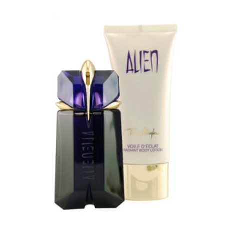 Thierry Mugler Alien Eau de Parfum Spray 60ml and Free Body Lotion 100ml