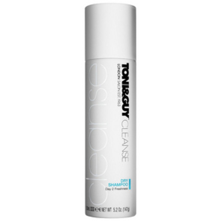 Toni and Guy Cleanse Refresh and Revive Dry Shampoo 250ml