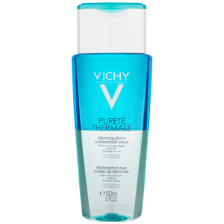 VICHY Laboratories Purete Thermale Waterproof Eye Make-Up Remover for Sensitive Eyes 150ml