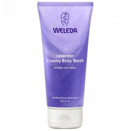 Weleda Body Lavender Creamy Body Wash 200ml