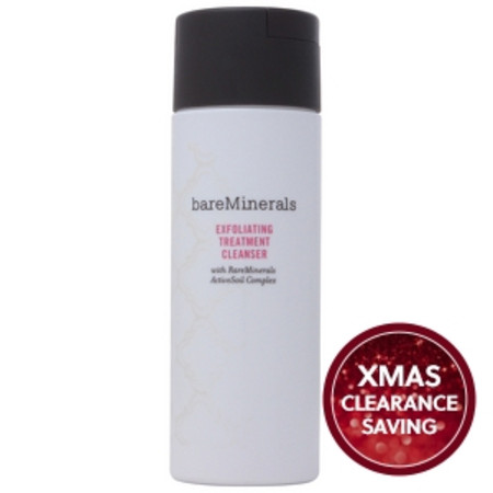 bareMinerals Cleanse Exfoliating Treatment Cleanser 70g