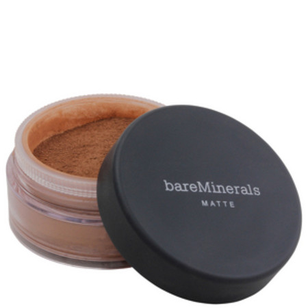 bareMinerals Matte Foundation SPF15 Medium Tan (Medium To Tan Skin With Rosy Undertones) 6g