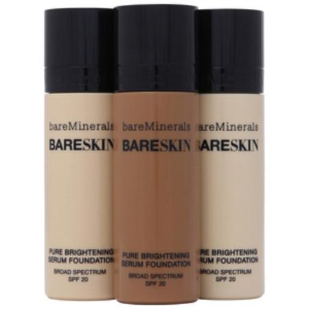 bareMinerals bareSkin Pure Brightening Serum Foundation SPF20 20 Bare Mocha 30ml