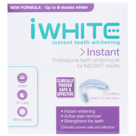 iWhite Instant Teeth Whitening Professional Kit