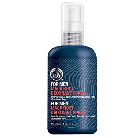 For Men Maca Root Deodorant Spray 125 ml