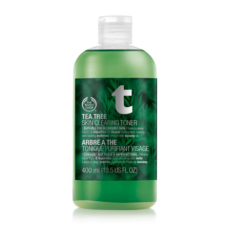 Limited Edition Tea Tree Skin Clearing Toner 400 ml