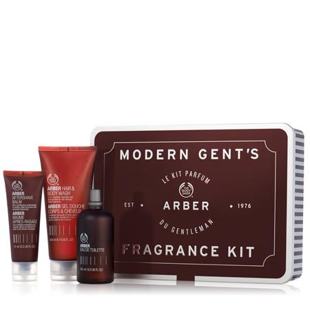 Modern Gent's Arber Fragrance Kit
