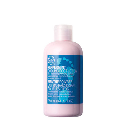 Peppermint Cooling Foot Lotion 250 ml