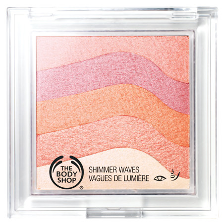 Shimmer Waves Coral 8.5 g