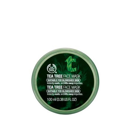 Tea Tree Face Mask 100 ml