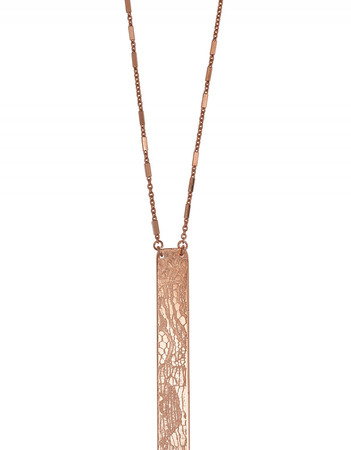 Necklace - Babiole 2 - Red Gold