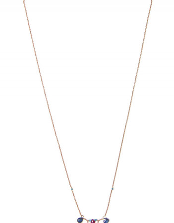 Necklace - Babiole 1 - Red Gold