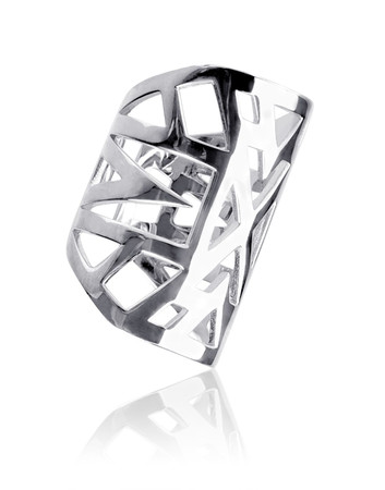 Sterling silver ring Velizance - Lunea