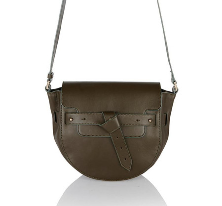 Clemence Bag in Military Green