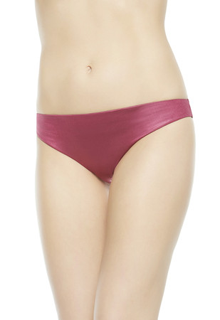 BEACH NERVURES Low-rise bikini briefs