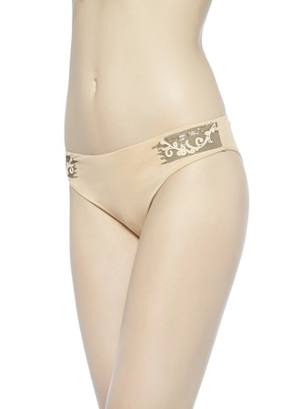CLEMATIS Medium bikini bottoms