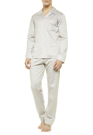 FRESH TOUCH Pyjama with button-through front