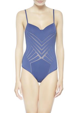 La Perla Dunes Padded Swimsuit