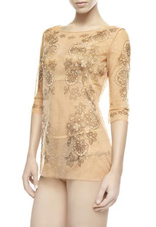 La Perla Lotus Pearl T-Shirts