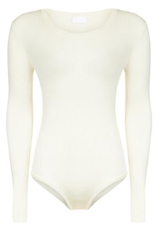 La Perla Silk Soul Long-Sleeved Bodysuit