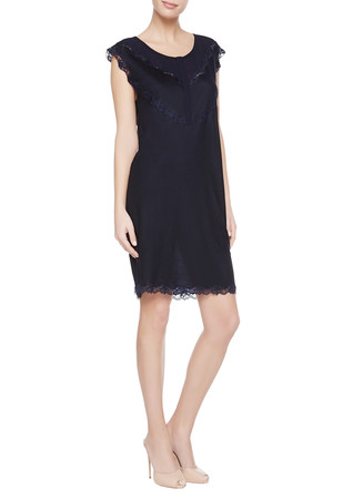 La Perla Whisper Night Dress with Buttons