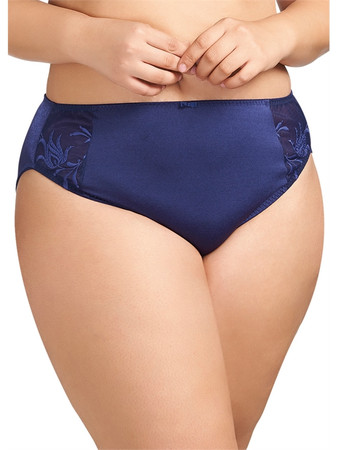 Elomi Caitlyn Dark Blue Brief