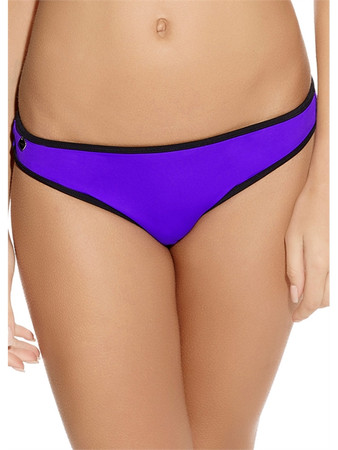 Freya Bondi Purple Bikini Brief