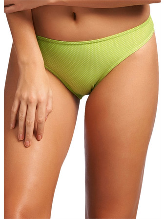 Freya Cherish Light Green Classic Brief Plain